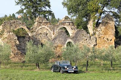 Oldtimer- und Cabrio-Reise Toskana