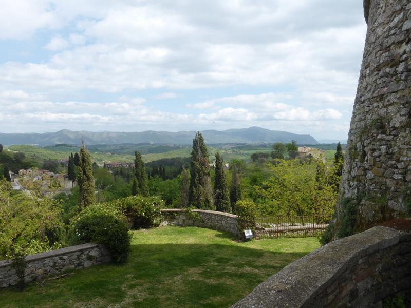 Castello di Sismano |zwischen Todi und Amelia