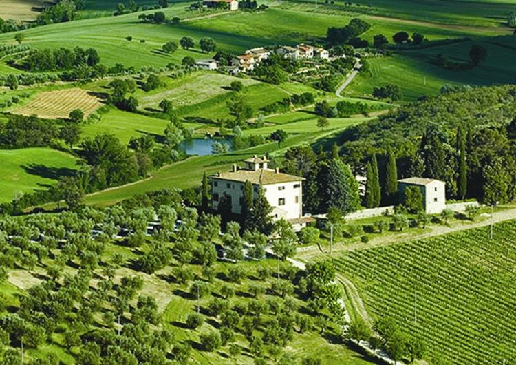 Villa di Monte Solare |Tavernelle