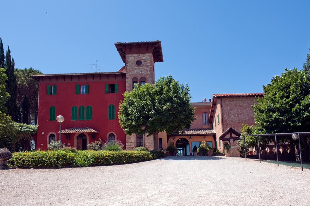 Villa Il Patriarca | Zwischen Chianciano Terme und Chiusi