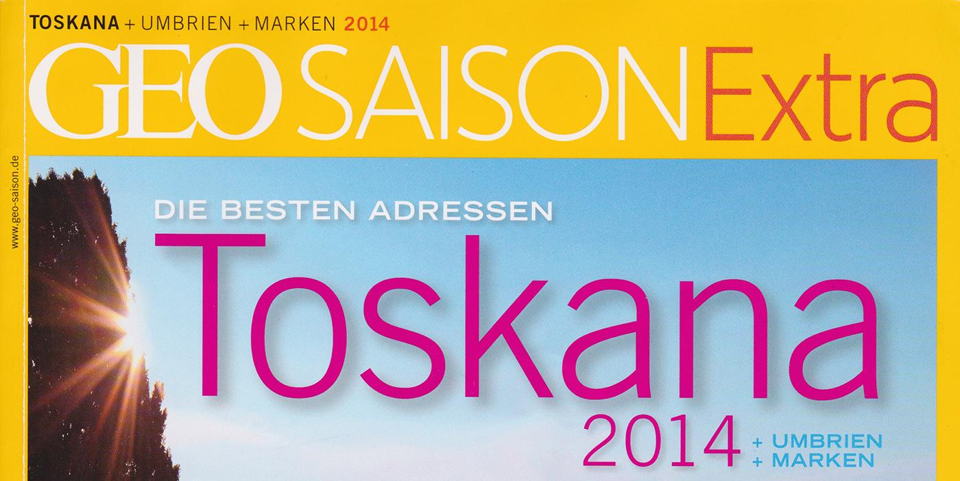 Geo Saison Extra | 2014