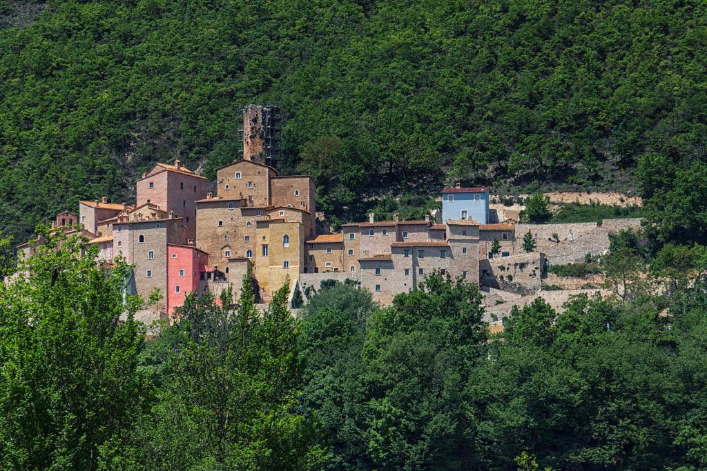 Borgo Castello di Postignano | Bei Sellano