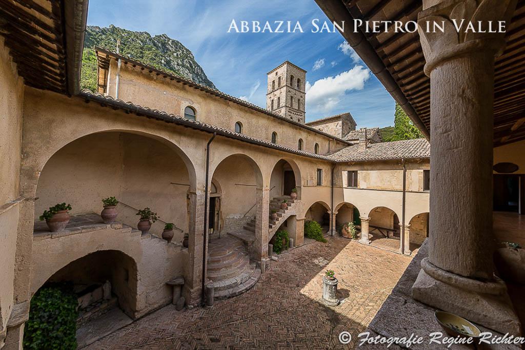 Abbazia San Pietro in Valle |bei Ferentillo