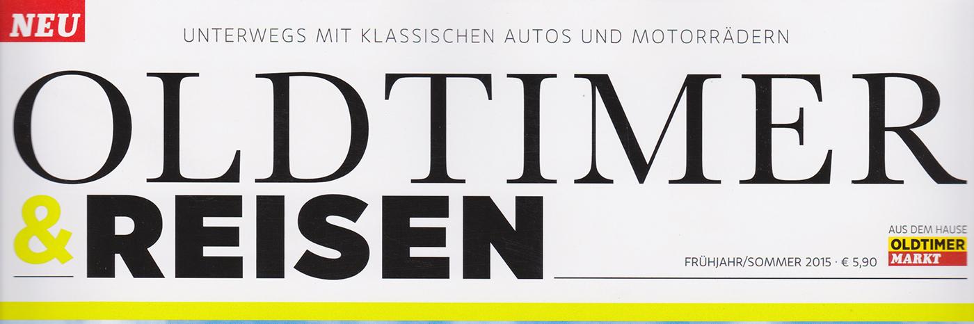 Oldtimer & Reisen | Frühjahr/Sommer 2015