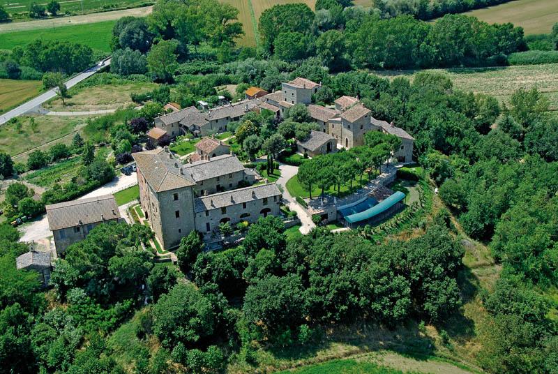 Borgo Monticelli|Umbrien