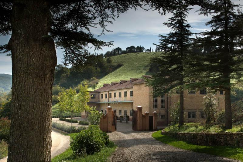 Castello di Reschio |Umbrien