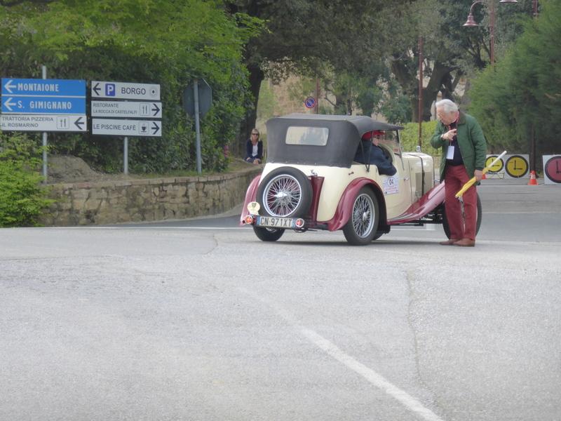 T13-Castelfalfi Toskana - Oldtimerreise