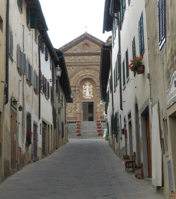 T7-Panzano in Chianti - Toskana