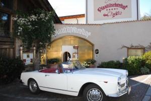 T8-Meran Oldtimerhotel Plantitscherhof Meran Classic