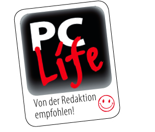 PCLife Redaktions Empfehlung