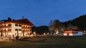 Gut steinbach, Haupthaus