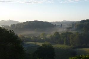 Toskana - Morgenstimmung
