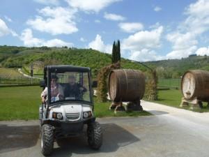 T3 - Monte Vibiano Vecchio - neues Fahrzeug