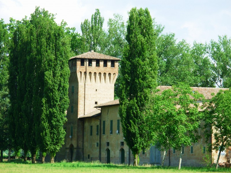 T8 - Emilia Romagna - Castello bei Modena