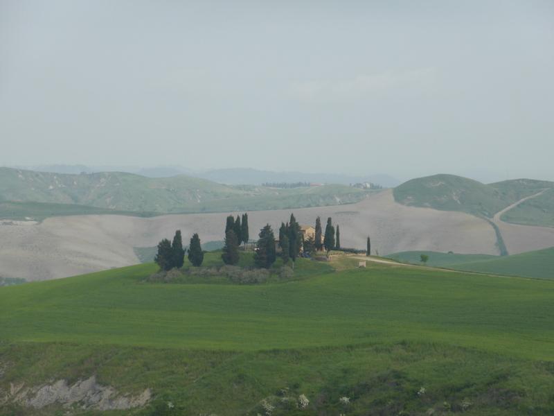 T9 - Toscana - bei Volterra