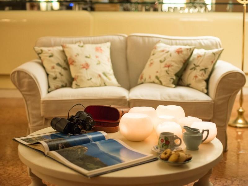 La Caletta - Lounge