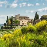 Unser Domizil im Chianti: Castello La Leccia