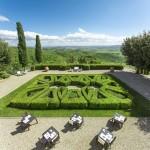 Ausblick Castello La Leccia