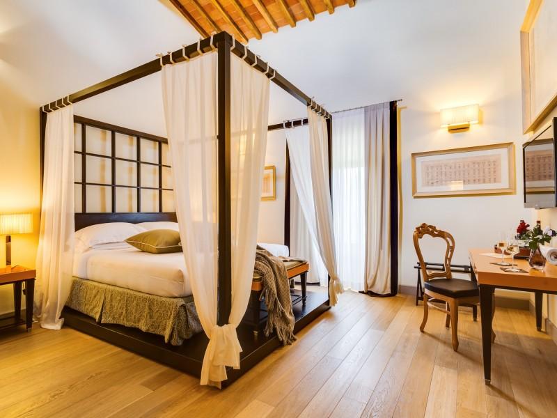 Castello La Leccia - Zimmer 9