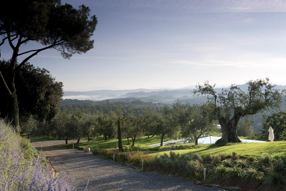 Landsitz Poggio Piglia – Fraz. Macciano, zwischen Chiusi u. Montepulciano