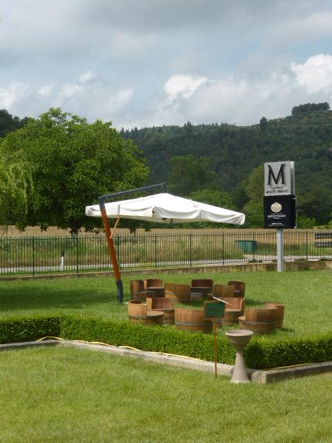Umbrien - Monte Vibiano Vecchio Cantina