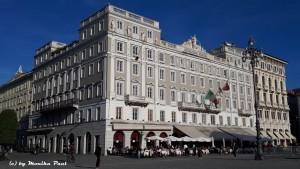 Caffè degli Specchi in Trieste
