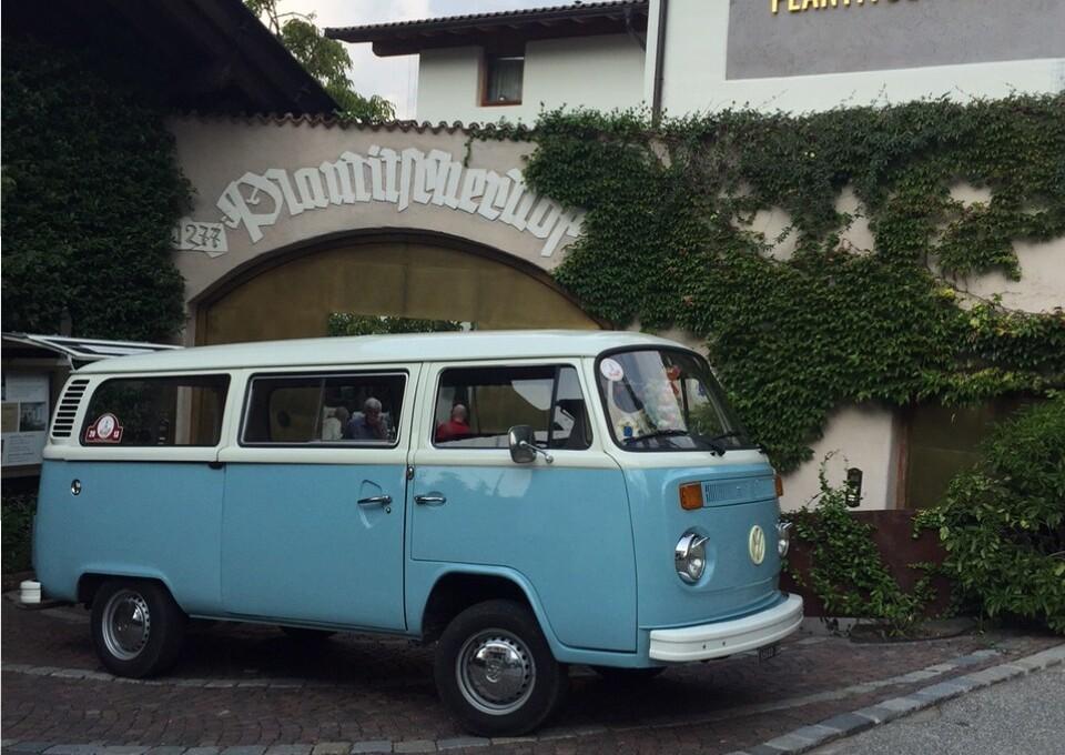 Plantitscherhof - VW-Bulli