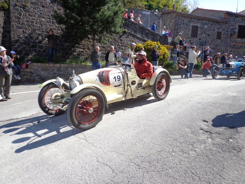 Umbria mia Tour 03 | Toskana, Mille Miglia & Umbrien – Mai 2020