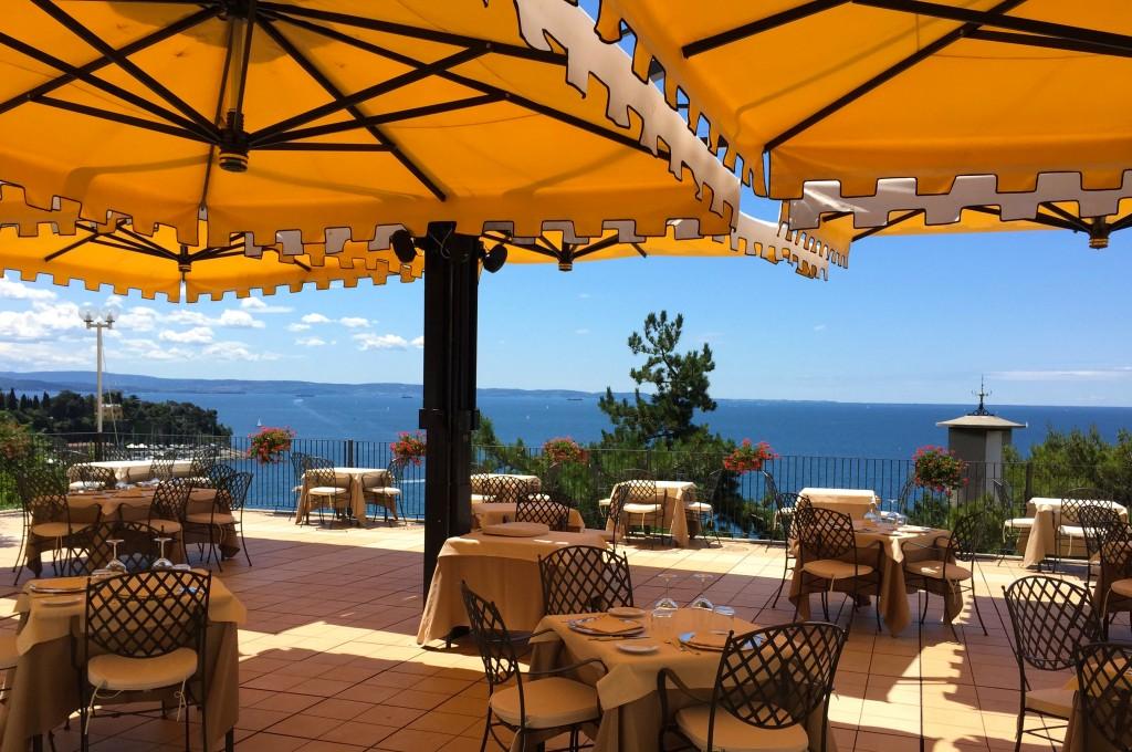 Hotel Riviera - TERRAZZA RISTORANTE