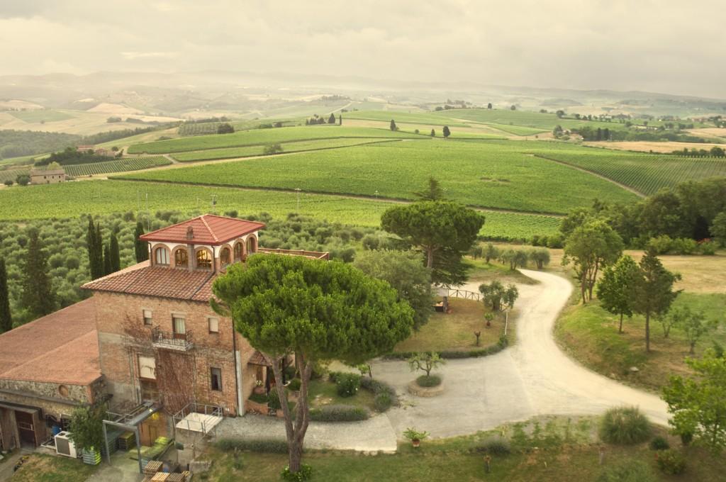 Tenuta Villa Trasqua