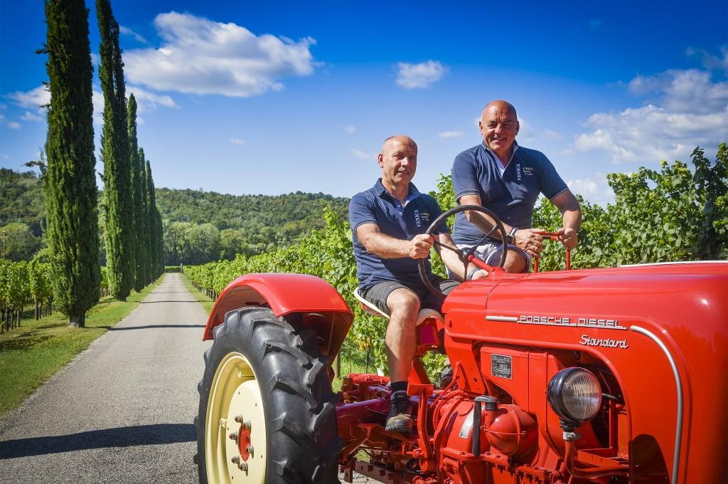 T6 - VENICA & VENICA _Wine Resort _Dolegna del Collio _Giorgio & Gianni Venica _Vendemmia 2019 _4500x3000 _Photo ©Carola Nitsch