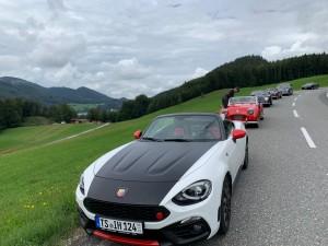Auf dem Weg in die Steiermark 2308-2020