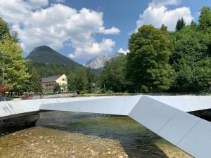 Bad Aussee - Mercedes-Brücke