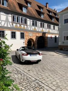 Freihof-Anreise