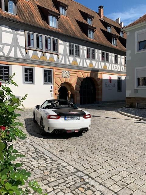 KURZTRIP: Romantisches Fränkisches Weinland / Juli 2021