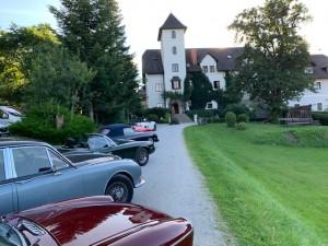 Schloss Thannegg - Oldtimerspur