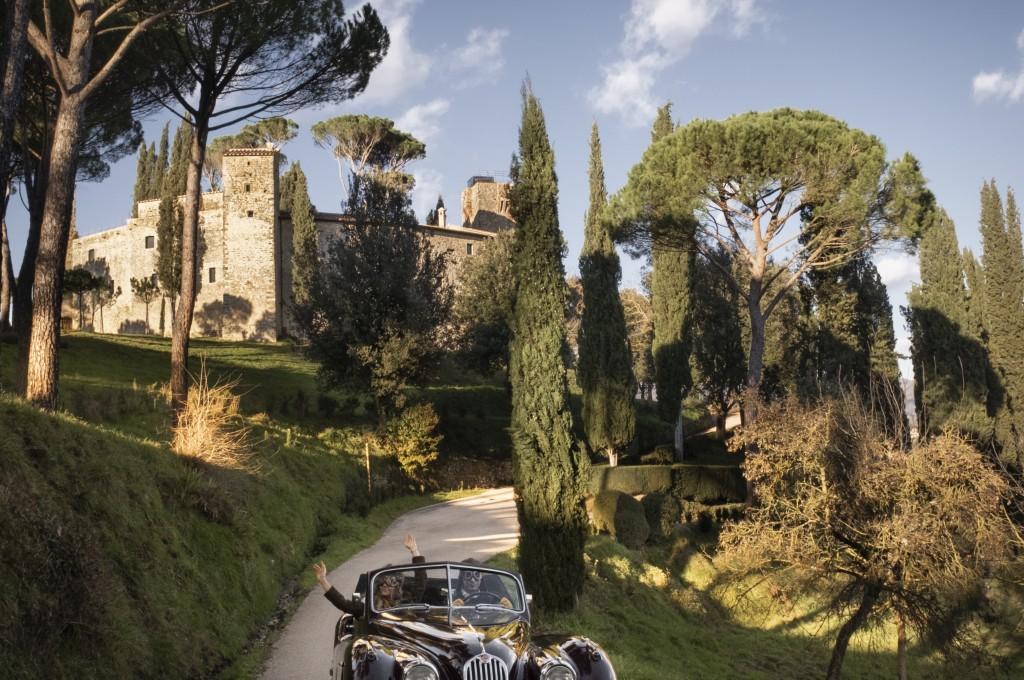 Hotel Castello di Reschio_Jaguar
