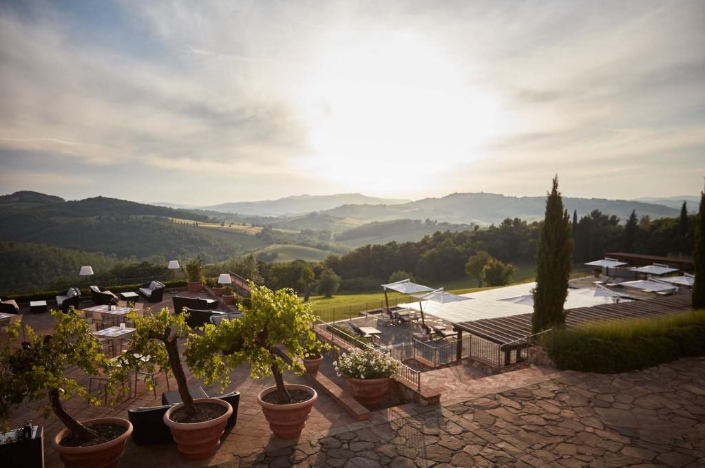 COPYRIGHT: Castelo di Casole Belmond Hotel