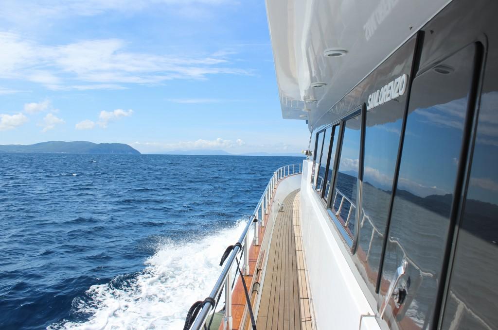 Privatyacht San Lorenzo - Cruise on the sea Elba