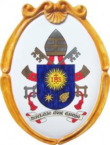 Sambuco_Papa Francesco_Stemma pontificio